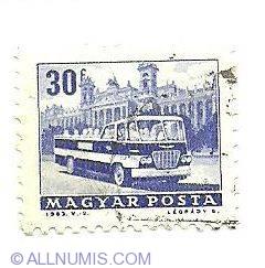 Imaginea #1 a 30 f - autobus decapotabil