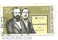 Image #1 of 35 DDR 1983 - Karl-Marx-Jahr 1983