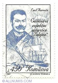 450 lei 1997 - Emil Racovita