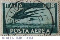 Image #1 of 5 Lire 1948 - Posta Aerea