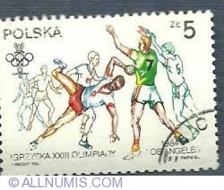Image #1 of 5 zl-XXIII Olympiad -1984