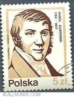 Image #1 of 5 zl - Karol Kazimierz Kurpiński