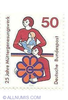 50 - 25 Jahre Muttergenesungswerk