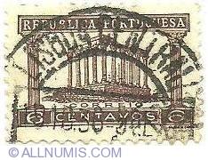Image #1 of 6 centavos - Correio