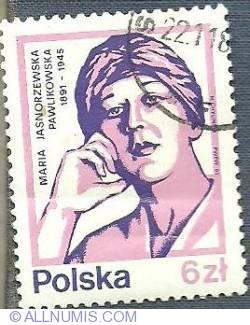 6 zl - Maria Pawlikowska-Jasnorzewska