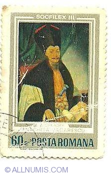 60 bani 1973 -Enachita Vacarescu