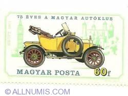 Imaginea #1 a 60 f - 75 eves a magyar autoklub