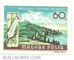 Imaginea #1 a 60 f - Balaton*Tihanyi*Felsziget