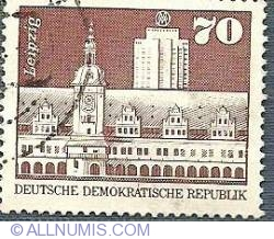 70 Pfennig - Leipzig