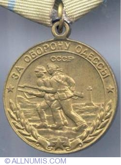 Defence of Odessa