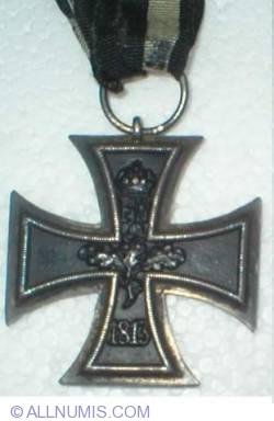 Imaginea #1 a Imperiul German (1871-1918) - Crucea de Fier, clasa a II-a