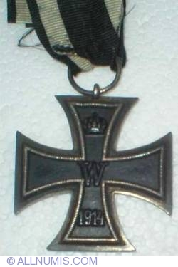 Image #2 of German Empire (1871-1918) - Iron Cross 2nd. Class.
