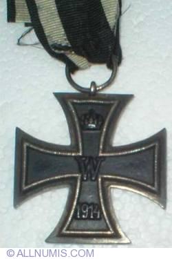 Imaginea #2 a Imperiul German (1871-1918) - Crucea de Fier, clasa a II-a