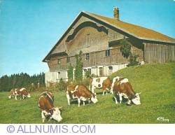Imaginea #2 a Franche comté - typical farm