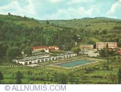 Image #1 of Geoagiu Băi - View of the swimming pool (1982)