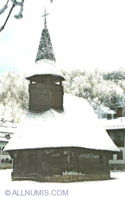 Image #2 of Nicula Monastery - wooden church