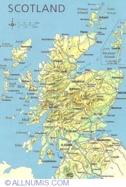 Image #1 of Scotland Map