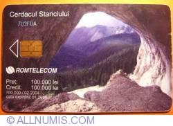 Image #1 of Cerdacul Stanciului / Capra Waterfall