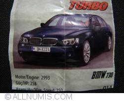 014 - BMW 730