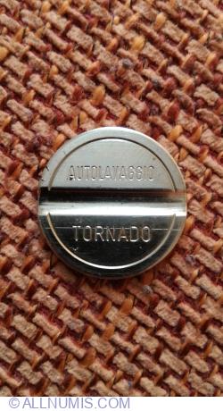 Jeton Autolavaggio Tornado