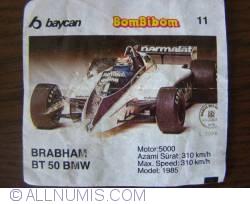 11 - Brabham BT 50 BMW