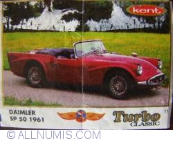 Image #1 of 11 - Daimler SP 50 1961