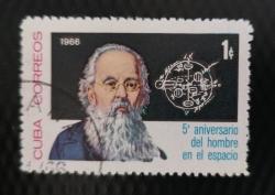Image #1 of 1 Centavo 1966 - Oameni Faimosi - Konstantin E. Ziolkowsky