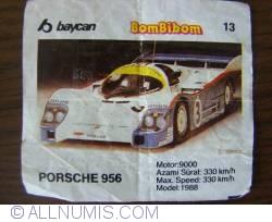 13 - Porsche 956