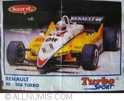 Image #1 of 13 - Renault RE - 30B turbo