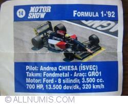 Image #1 of 14 - Andrea Chiesa - Fondmetal