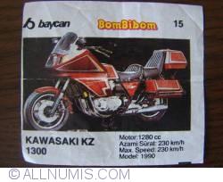 15 - Kawasaki KZ 1300