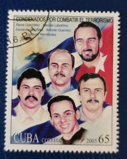 Image #1 of 65 Centavo 2005 - Combatarea Terorismului