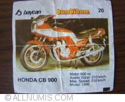 20 - Honda CB 900