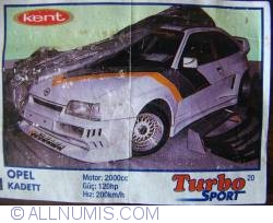 Image #1 of 20 - Opel Kadett