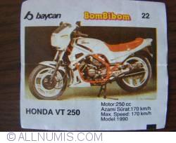 22 - Honda VT 250