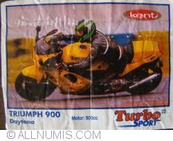 Image #1 of 22 - Triumph 900 Daytona