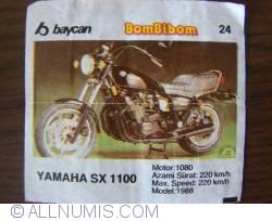 24 - Yamaha SX 1100