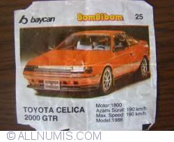 25 - Toyota Celica 2000 GTR