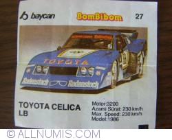 27 - Toyata Celica LB