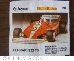 28 - Ferrari 312 T3