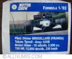 Image #1 of 3 - Olivier Grouillard - Tyrrell