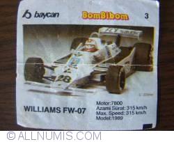 03 - Williams FW-07