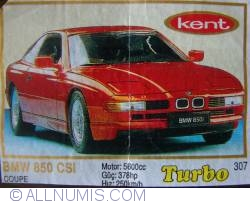 307 - BMW 850 CSI Coupe