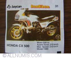 31 - Honda CX 500