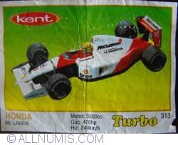 313 - Honda McLaren