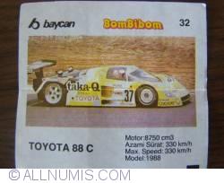 32 - Toyota 88 C