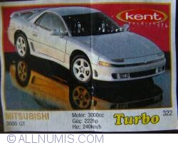 322 - Mitsubishi 3000 GT