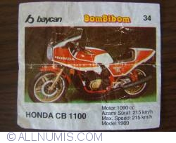 34 -Honda CB 1100