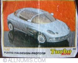 Image #1 of 345 - Fiat Punto Italdesign