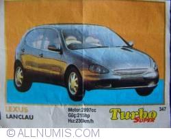 347 - Lexus Lanclau